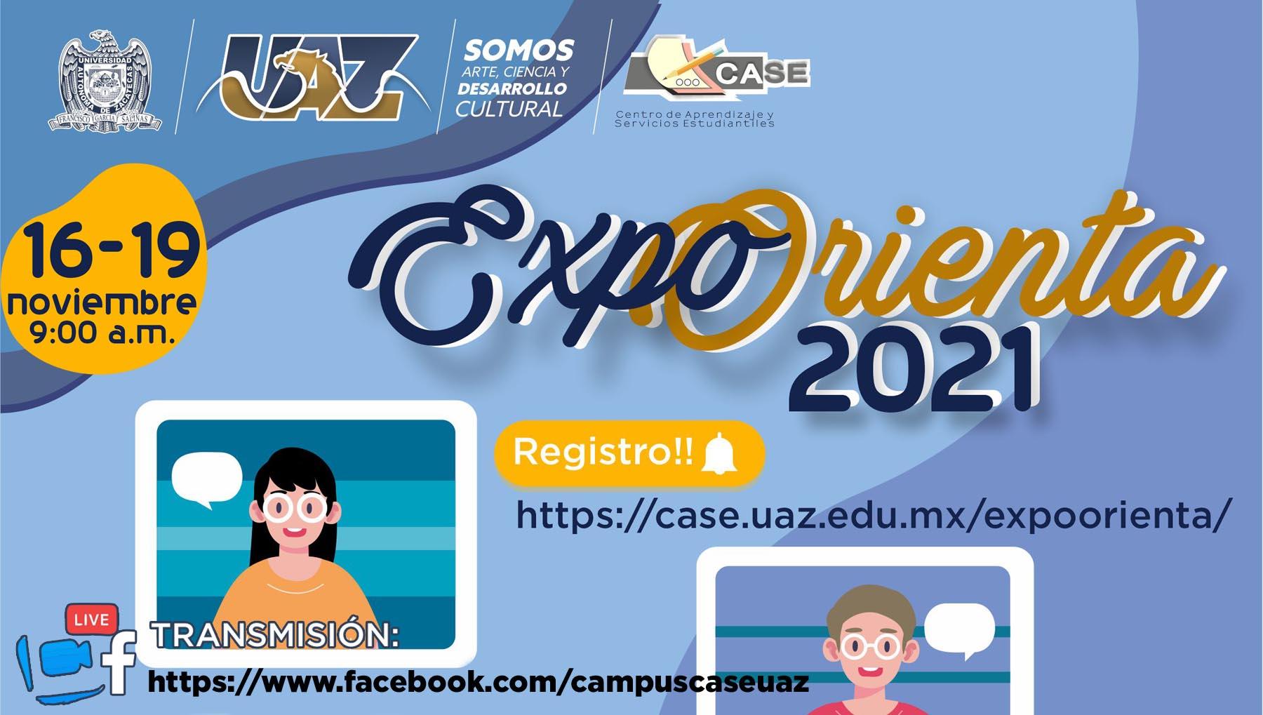 Expo Orienta 2021